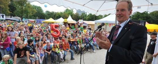 Schuster wird neuer Vorsitzender der Deutsche Telekom Stiftung