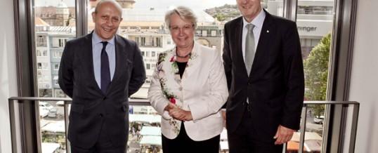 """OB Schuster stellt """"EU-Gründer"""" und """"EU-Starter"""" vor"""