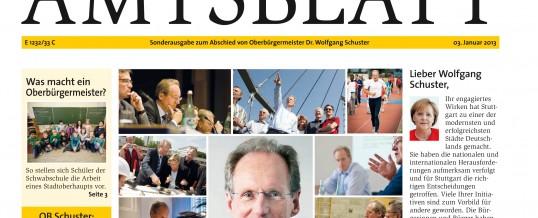 Amtsblatt Sonderausgabe
