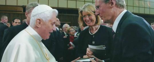 Papst ehrt Schuster mit Ritterwürde des Gregorius-Ordens
