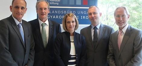Kompendium der Nachhaltigkeit auf ungarisch erschienen