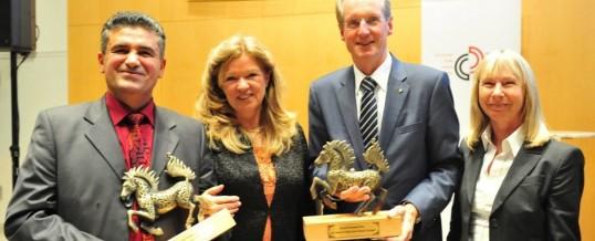 Schuster mit Manfred Rommel Preis ausgezeichnet