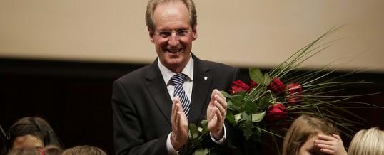 Wolfgang Schuster aus dem Amt verabschiedet